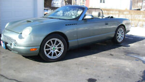 2004 Thunderbird For Sale