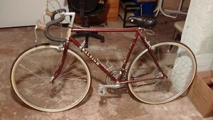 vintage raleigh 12 speed excellent shape