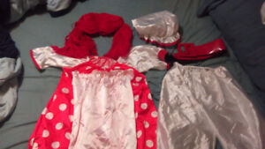 Ragdoll costumes: infant, women and man