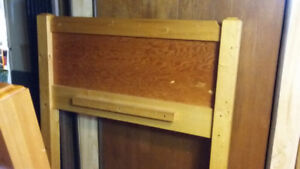 Free Bunk Bed with Cabinet