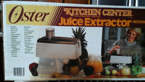 Oster juice extractor accessory