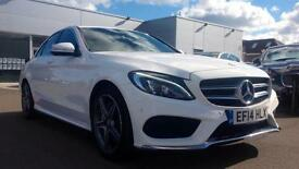 2014 Mercedes-Benz C-Class C250 BlueTEC AMG Line Comand N Automatic Diesel Saloo