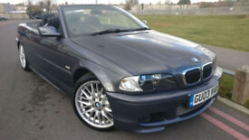 2003 BMW 325 2.5 Ci M Sport Convertible +++LOW MILEAGE + FULL SERVICE HISTORY+++