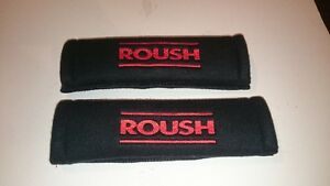 Roush Padded Seat Belt protectors