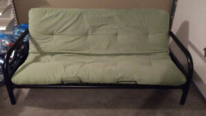 Good condition used futon
