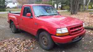 ford ranger a vendre  bseries