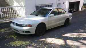 Mitsubishi Galant 2003 --- VENTE RAPIDE!!!!