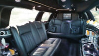 take a limo to a concert