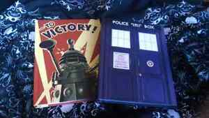Doctor Who lined journals London Ontario image 1