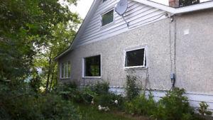 Cranberry Portage family home