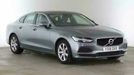 image for 2018 Volvo S90 D4 Momentum Automatic Saloon Diesel Automatic