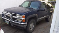 1996 Chevrolet Tahoe 2dr