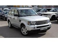 2005 LAND ROVER RANGE ROVER SPORT PRE TAX WITH FANTASTIC COLOUR COMBINATION THAT