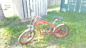 16 inch Boys Bike Made by Orange County Choppers