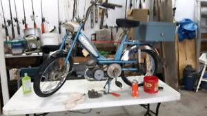 1976 Cady Moped