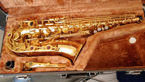 Wide range of saxophone for sell.