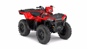 Save $1500 off Retail on new 2017 sportsman 850