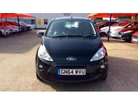 2014 Ford Ka 1.2 Titanium (Start Stop) Manual Petrol Hatchback