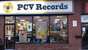 Vinyl Records-Cds-Cassettes- Books-DVDs