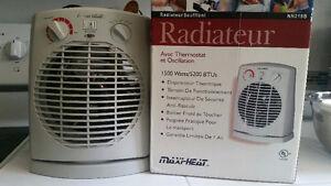 Petite chauffrette / radiateur
