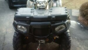 2011 Polaris 550 Browning XP Limited Edition quad