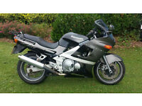 Kawasaki ZZR600 Motorcycle PX Swap Anything considered