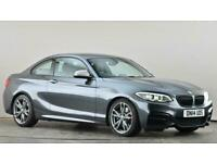 2014 BMW 2 Series M235i 2dr Step Auto Coupe petrol Automatic