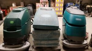 Multitude of commercial cleaning equipment for rent