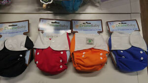 AIO BAMBOO CLOTH DIAPERS ON SALE AT BAMBINI & ROO