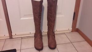 Tender Tootsies over the knee boots