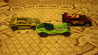 23 small diecast vehicles