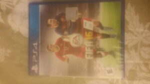 New, Sealed, FIFA 16 PS4 games