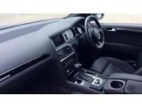 2014 Audi Q7 3.0 TDI 245 Quattro S Line Spo Automatic Diesel Estate