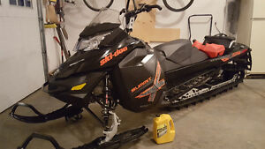 Immaculate Ski Doo Summit X 174 T3