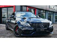 2021 21 MERCEDES-BENZ C-CLASS 4.0 AMG C 63 S NIGHT EDITION PREMIUM PLUS 2D 503 B