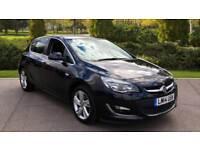2014 Vauxhall Astra 1.4i 16V SRi 5dr Manual Petrol Hatchback