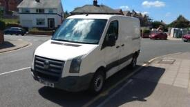 Volkswagen Crafter 2.5TDi ( 88PS ) CR30 SWB (2007)
