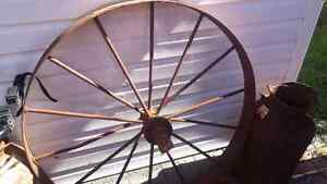 BEAUTIFUL WAGONWHEEL