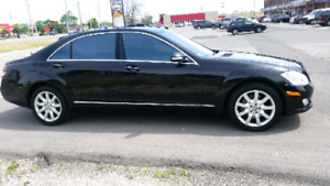 Mercedes s550.2007 low kms.