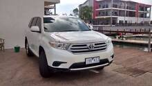 2011 Toyota Kluger Wagon Bayview Darwin City Preview