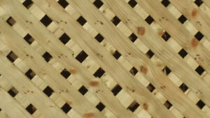 Many types of lattice for sale