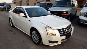 2012 Cadillac CTS Sedan Certified Low Kms!