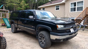 2005 Chevrolet 1500 HD Pickup