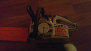 Sthil gas chain saw