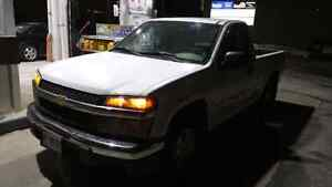 04 Chevrolet Colorado SAFETY AND ETESTED