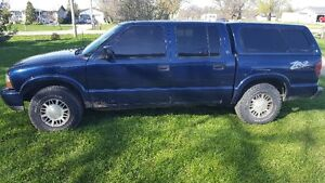 2002 GMC SONOMA SLS PICKUP TRUCK $2900 as is