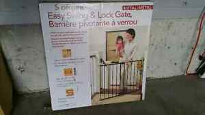 Stroller, Swing(battery operated), Safety Gate, Easal Strathcona County Edmonton Area image 2