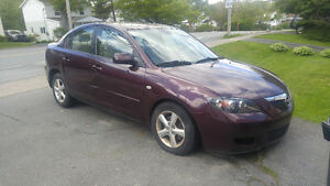 2007 Mazda Mazda3 Sedan - fixer upper