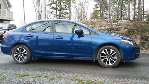 2014 Honda Civic EX Sedan Automatic