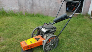 Wheeled Trimmer WT 190